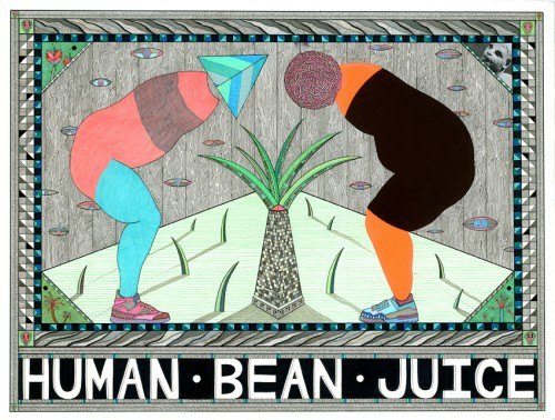 2012 Human Bean Juice
